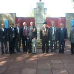 Празднование Дня Победы в п. Нидж. 9 мая 2010 г.