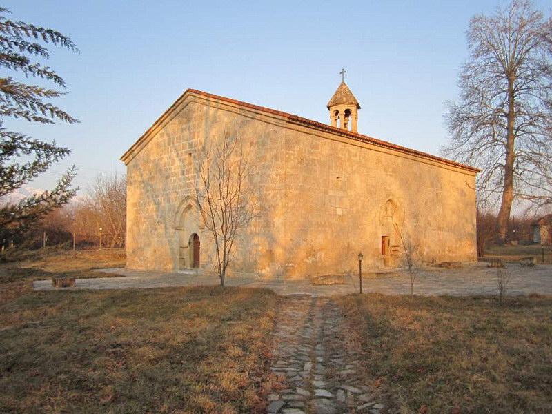 Церковь Св. Елисея, Джотари