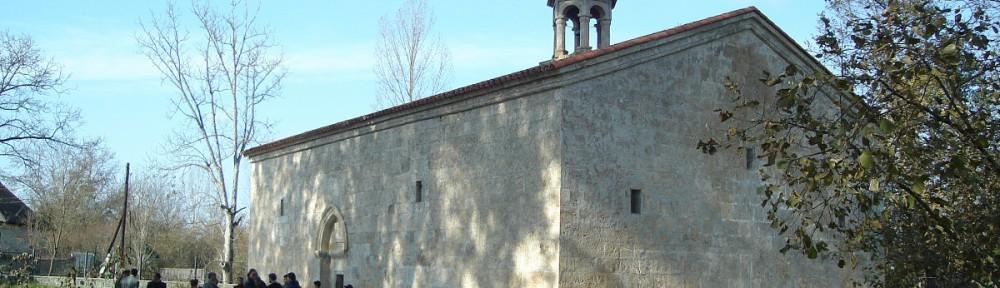 Возрождение древней церкви. Эмиль Гусейнов