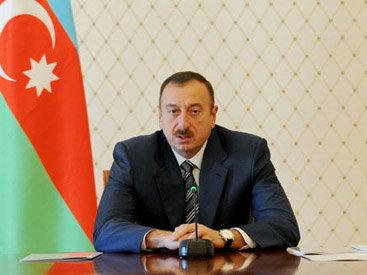 Обращение президента Ильхама Алиева к православной христианской общине Азербайджана