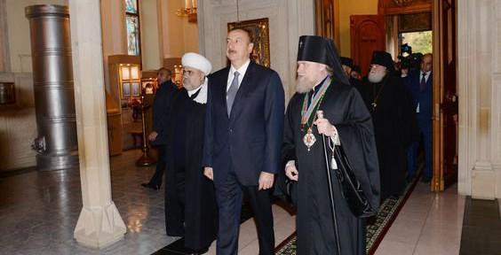 Состоялось открытие Православного религиозно-культурного центра Бакинской и Азербайджанской епархии