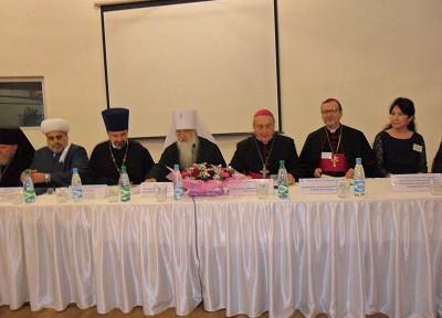 В Минске состоялась  межконфессиональная конференция «Христианская антропология перед вызовом современности».