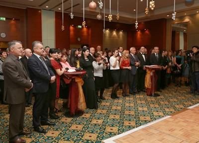 В Актау состоялся день удинской культуры