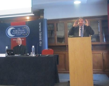 В Лондоне   состоялась международная научная конференция «Конфессии на Кавказе».