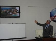 15 апреля 2014 года в Международном Пресс Центре в рамках проекта «Этничность как один из факторов азербайджанства» Международного онлайн  информационно-аналитического центра «Этноглобус» прошла конференция на тему «Этническое и национальное самосознание».