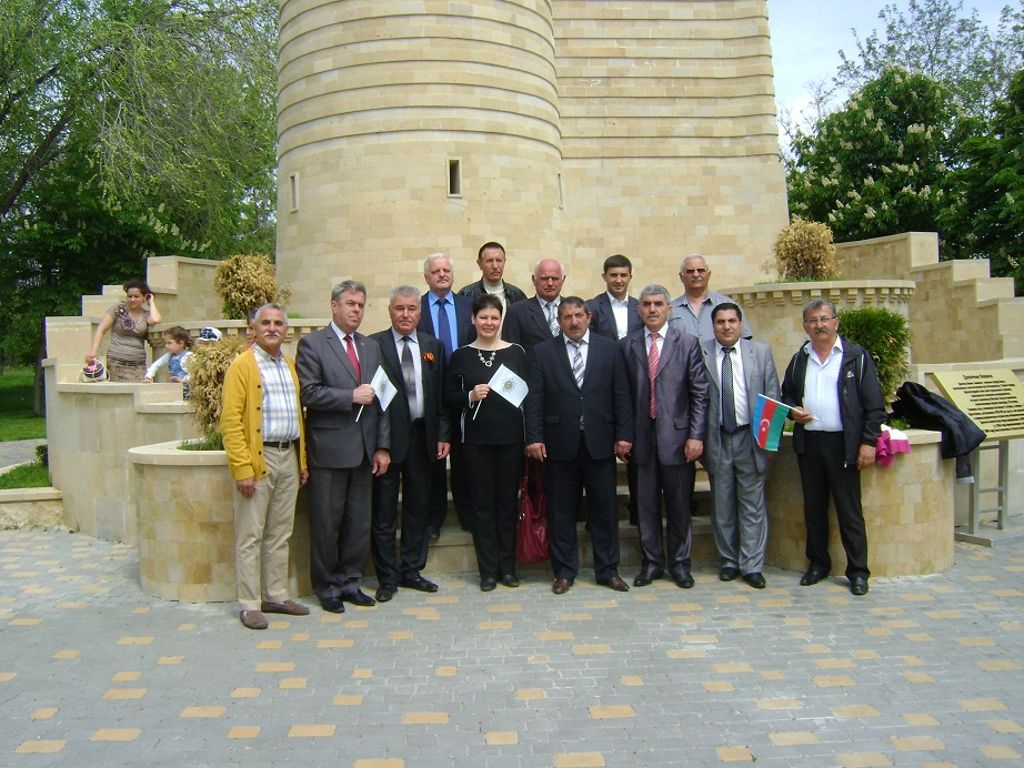 10 мая 2014 года  в Волгограде прошло торжественное мероприятие в честь 91- годовщины со дня рождения Гейдара Алиева — общенационального лидера Азербайджана