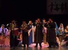 В  Баку состоялся IV Республиканский фестиваль национальных меньшинств Азербайджана.