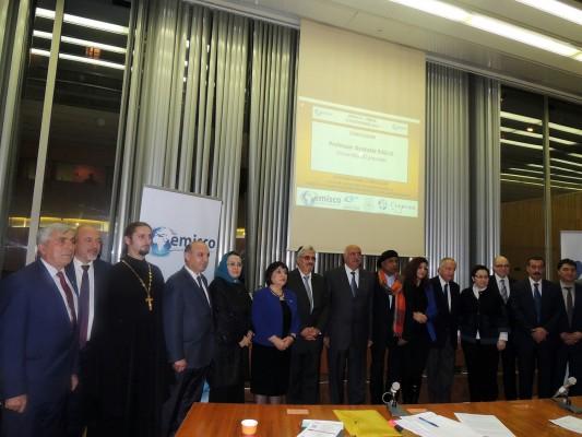 UNESCO-da Azərbaycanın dini tolerantlıq modelinə həsr olunmuş beynəlxalq konfrans keçirilib