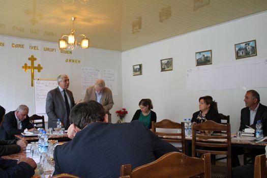 В Нидже состоялась встреча с норвежским историком и ученым-лингвистом из Осло Бьеном Вегге.