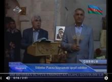Səda — Udinlər pasxa bayramını qeyd ediblər (02.05.2016)