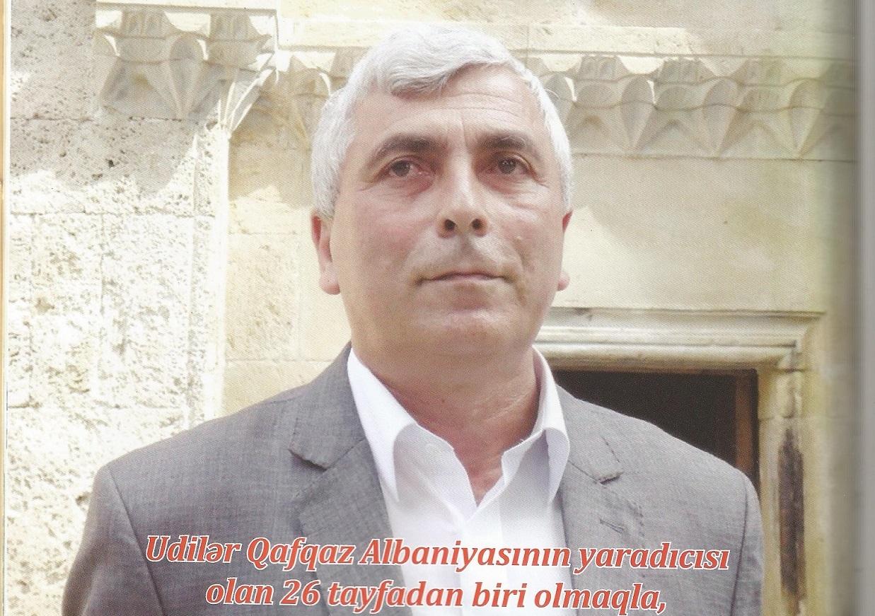 """AZƏRBAYCAN  DÜNYASI, Beynəlxalq  jurnal. """"Udilər, Nic, tolerantliq. №116, oktyabr 2017. səh.30-35."""