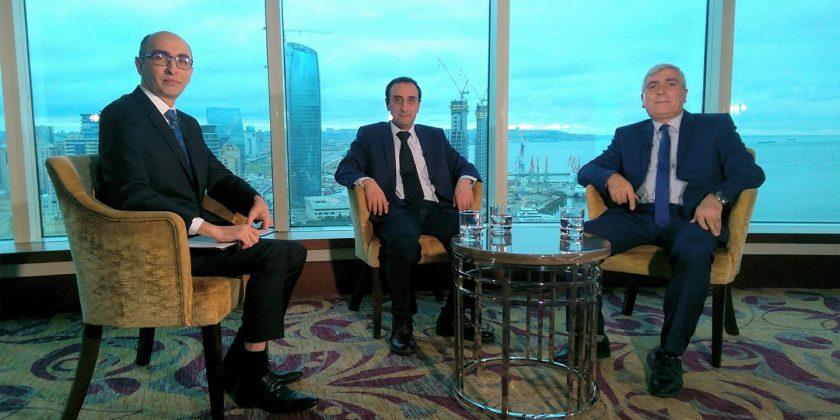 Эфир телеканала CBC от 24 февраля 2018г. Дисскусия на тему: Албанские храмы — историческое наследие Азербайджана.