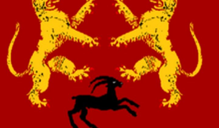 Кресту приверженные под сенью полумесяца: Забытые албанские князья эпохи халифата (704-821 гг.)