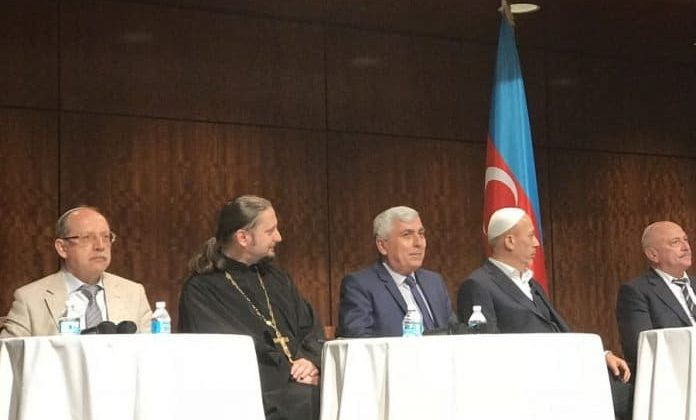 Azerbaijan Gives Los Angeles a Lesson in the Religion of Humanity