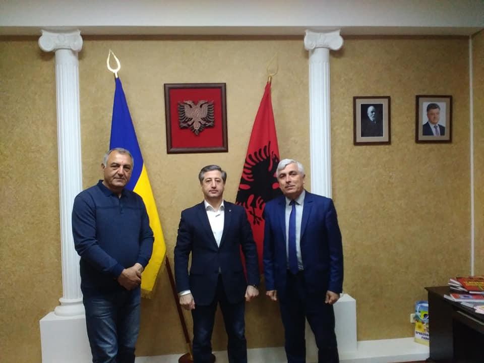 В Харькове состоялась встреча с удинской общиной Азербайджана