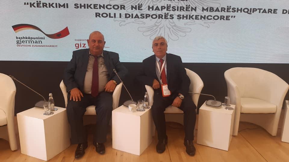 27-28 сентября 2019 года в столице Албании Тиране прошла конференция на тему: «Роль научных исследований диаспоры в изучение Родины».
