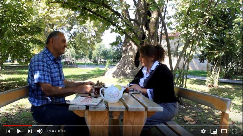Azərbaycanda yaşayan xalqların əfsanə,rəvayat və nağıllar.  Dodo Tv 85, Udi Rafiq Dankari