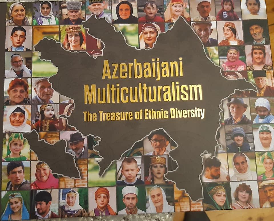 25 ноября 2019г. в отеле Парк Инн состоялась презентация книги «Азербайджанский мультикультурализм» на английском языке. / AZERBAIJAN MULTICULTURALISM The Treasury of Ethnic Diversity/. Удины на стр.148-155.