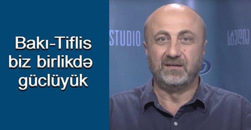 Телемост-Баку-Тбилиси — вместе мы сила. С участием Роберта Мобили
