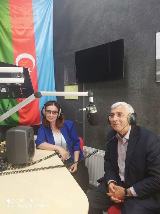 Интервью Роберта Мобили в передаче Общественного Радио. 25 мая 2021г.