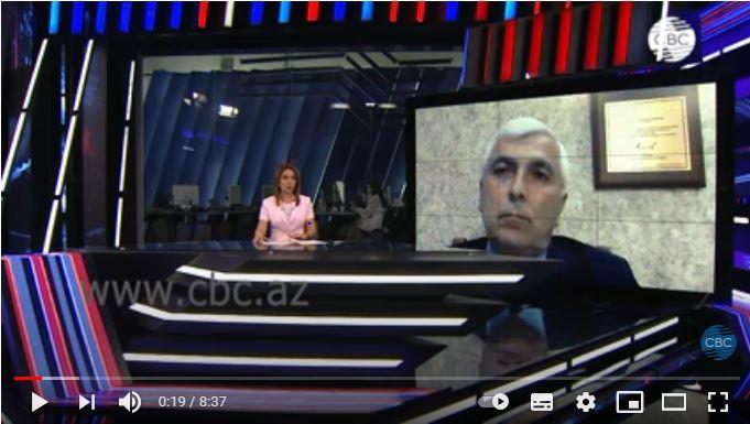 Все народы в Азербайджане живут как одна семья.О значимости албанских храмов в стране рассказывает председатель Албано-удинской христианской общины Азербайджана Роберт Мобили. CBC TV Azerbaijan